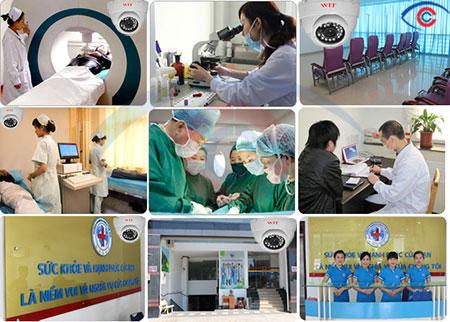 lắp đặt camera bệnh viện - uy tín, chuyên nghiệp
