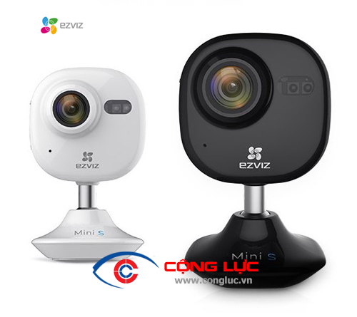 CAMERA Wifi EZVIZ MINI PLUS 1080P