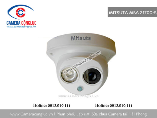 Camera Doom Mitsuta MSA 2170C-S