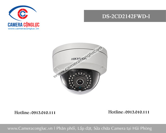 Camera DS-2CD2142FWD-I