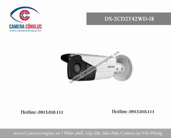 Camera DS-2CD2T42WD-I8