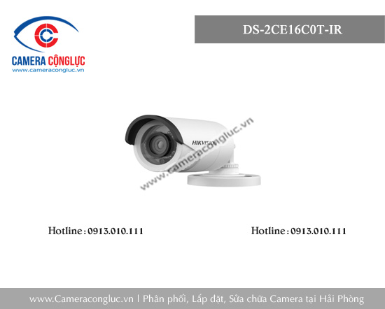 Camera DS-2CE16C0T-IR
