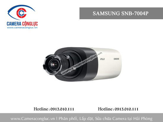 Camera IP Samsung SNB-7004P