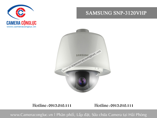 Camera IP Samsung SNP-3120VHP