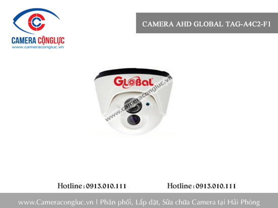 Camera AHD Global TAG-A4C2-F1