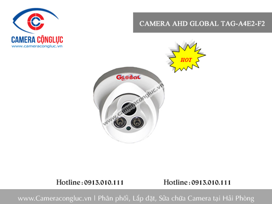 Camera AHD Global TAG-A4F2-F2