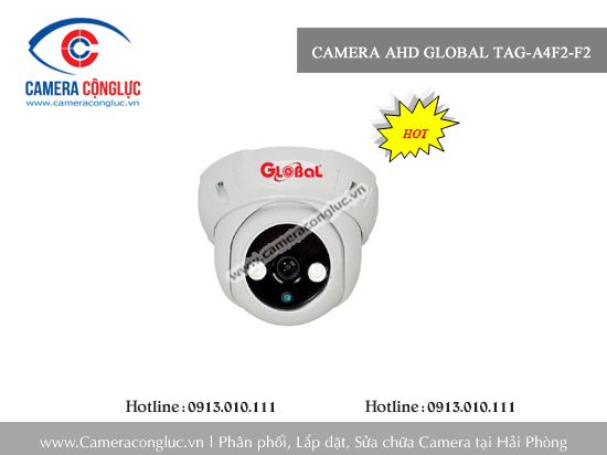 Camera AHD Global TAG-A4E2-F2