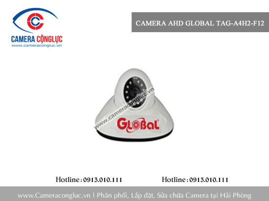 Camera AHD Global TAG-A4H2-F12