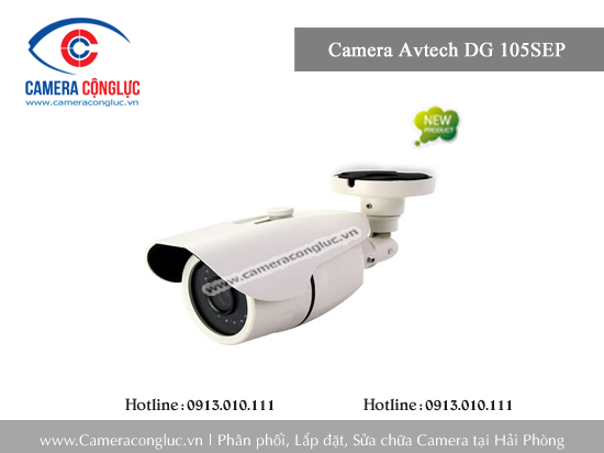Camera Avtech DG 105SEP