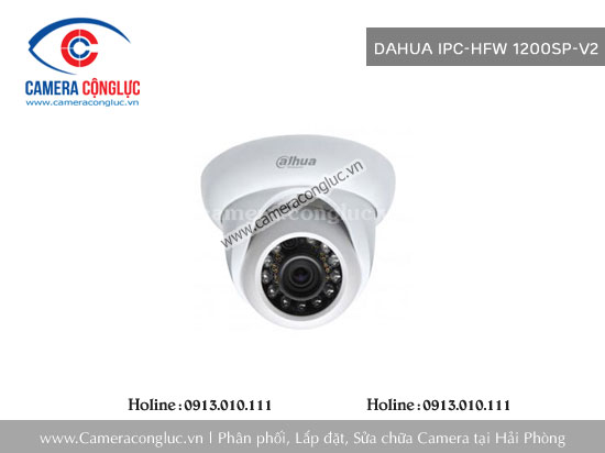 Camera Dahua IPC-HFW1200SP-V2