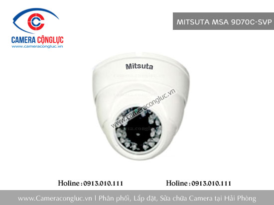 Camera Doom Mitsuta 9D70C-SVP