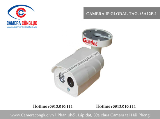 Camera IP Global TAG- i3A12F-1