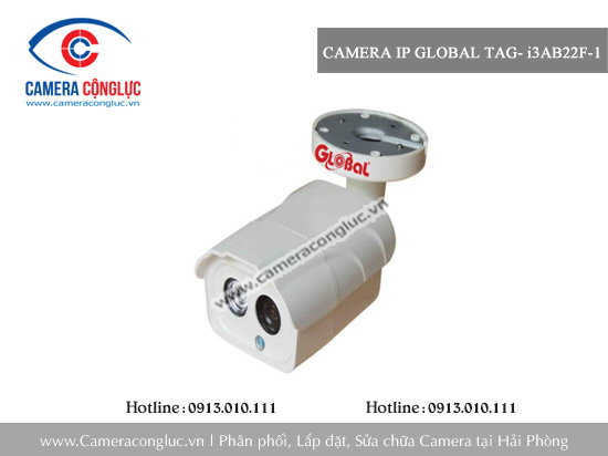 Camera IP Global TAG- i3AB22F-1