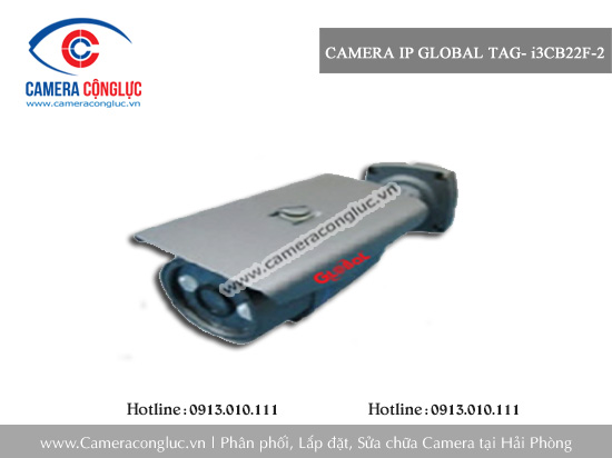 Camera IP Global TAG- i3CB22F-2