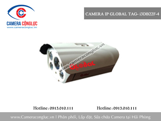 Camera IP Global TAG- i3DB22F-4
