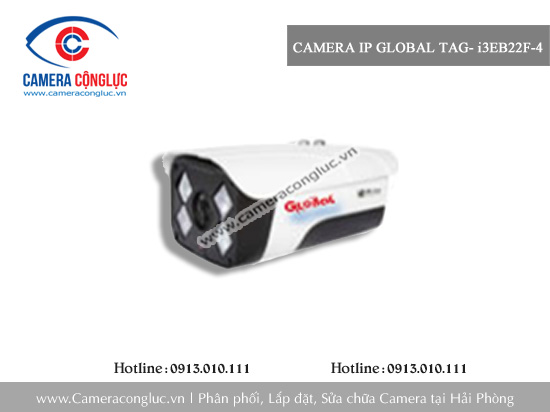 Camera IP Global TAG- i3EB22F-4
