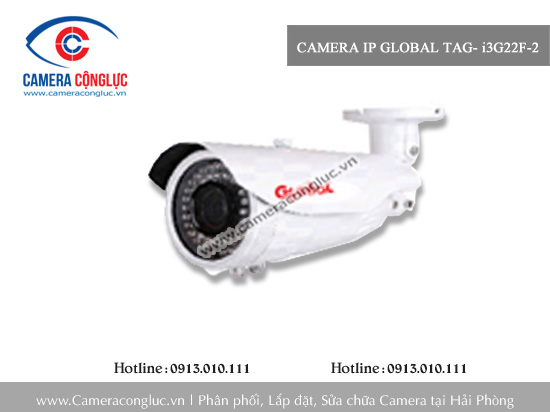 Camera IP Global TAG- i3G22F-2