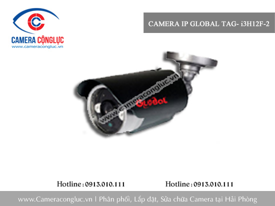 Camera IP Global TAG- i3H12F-2