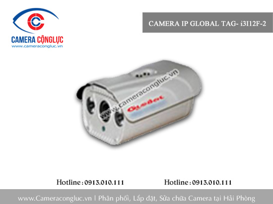 Camera IP Global TAG- i3I12F-2
