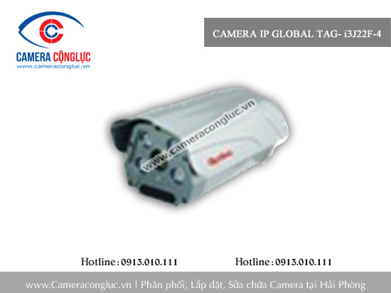 Camera IP Global TAG- i3J22F-4