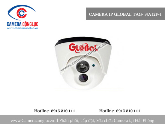 Camera IP Global TAG- i4A12F-1