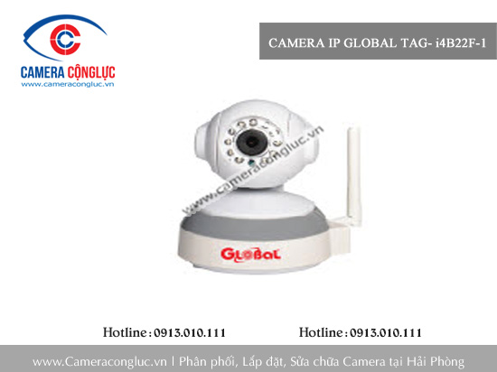 Camera IP Global TAG- i4B22F-1