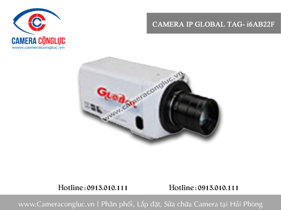 Camera IP Global TAG- i6AB22F