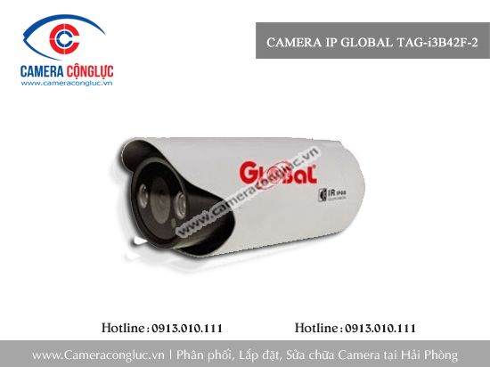 Camera IP Global TAG-i3B42F-2