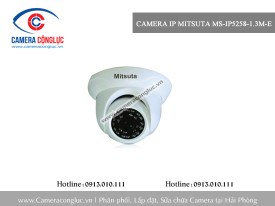 Camera IP Mitsuta MS-IP5258-1.3M-E