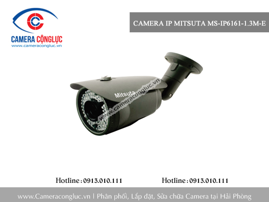 Camera IP Mitsuta MS-IP6161-1.3M-E