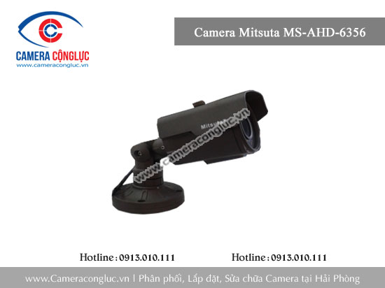 Camera Mitsuta MS-AHD-6356