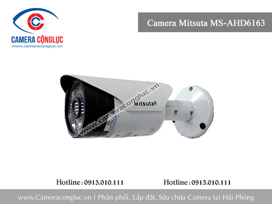 Camera Mitsuta MS AHD6163