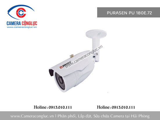 Camera Purasen PU 180E.72