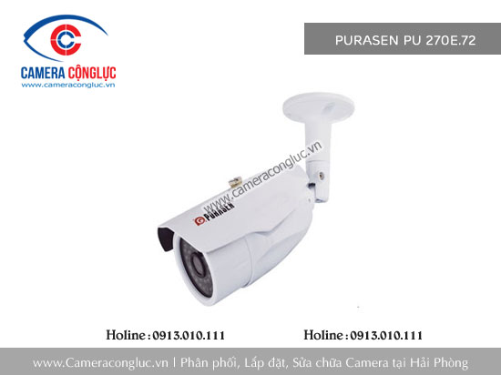 Camera Purasen PU 270ZE.72