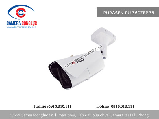 Camera Purasen PU 360ZE.72