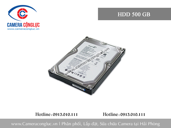 Ổ cứng HDD 500 GB