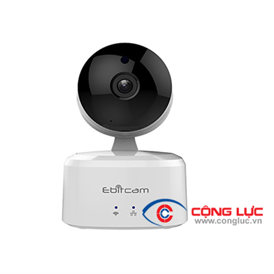 Camera Wifi IP EBitcam 1.0MP